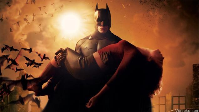 Christopher Nolan movies Batman Begins