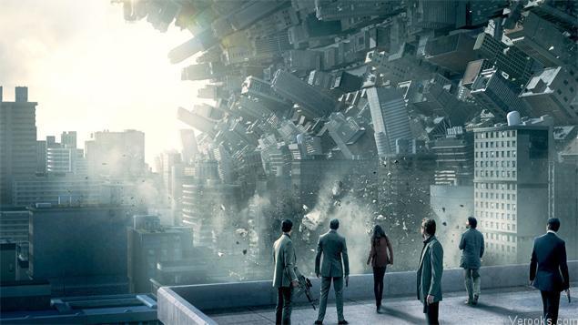 Christopher Nolan movies Inception