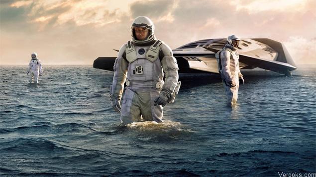 Christopher Nolan movies Interstellar