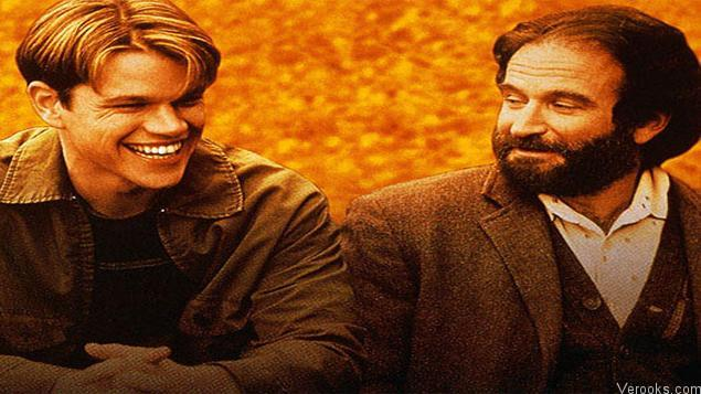 Robin Williams Movies Good Will Hunting