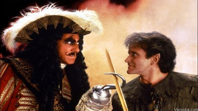 Robin Williams Movies Hook