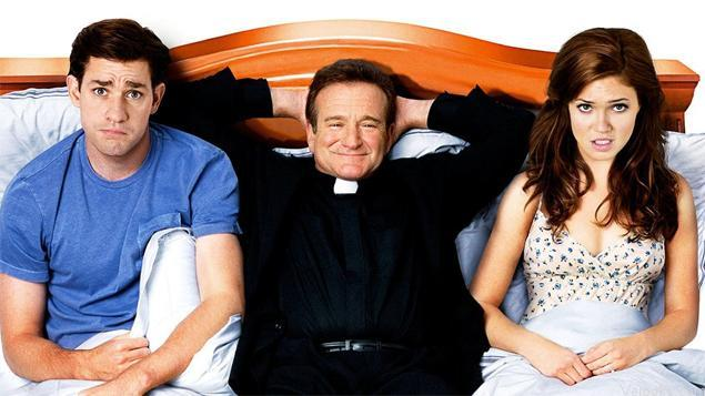 Robin Williams Movies License to Wed