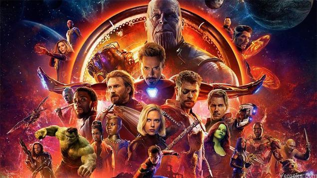 best action movies Avengers: Infinity War