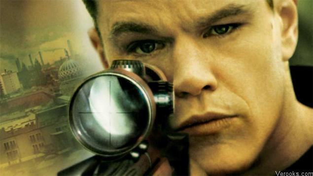best action movies The Bourne Identity