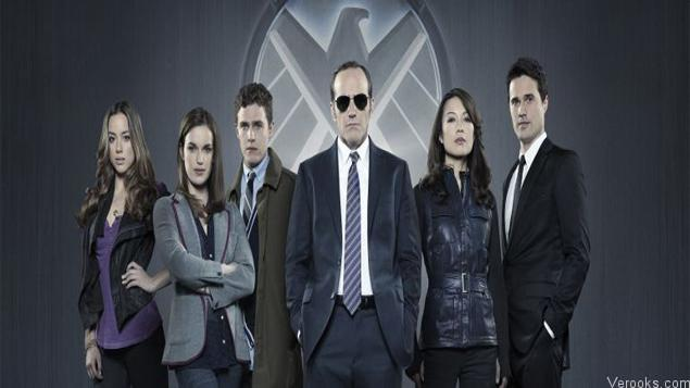 most popular tv series Agents of S.H.I.E.L.D