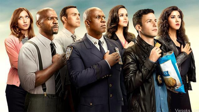 most popular tv series Brooklyn Nine-Nine