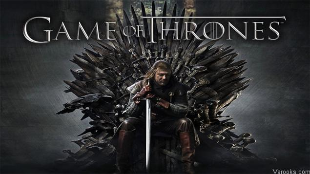 most popular tv series Game of Thrones