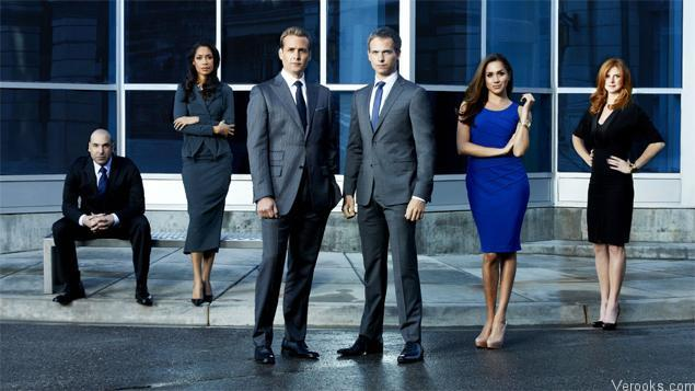 most popular tv series Suits