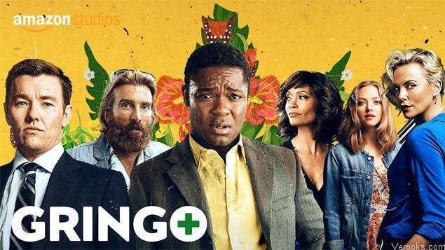 new comedy movies Gringo