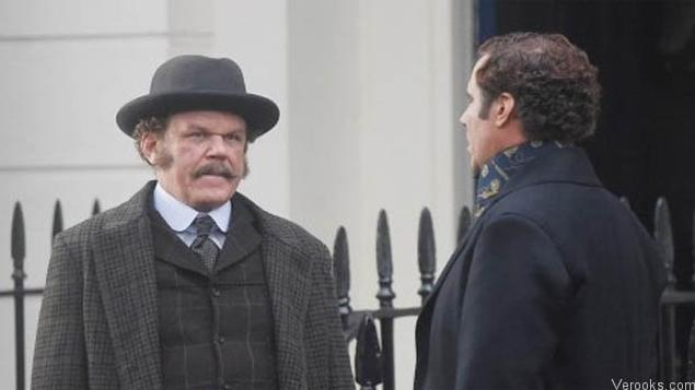 new comedy movies Holmes and Watson