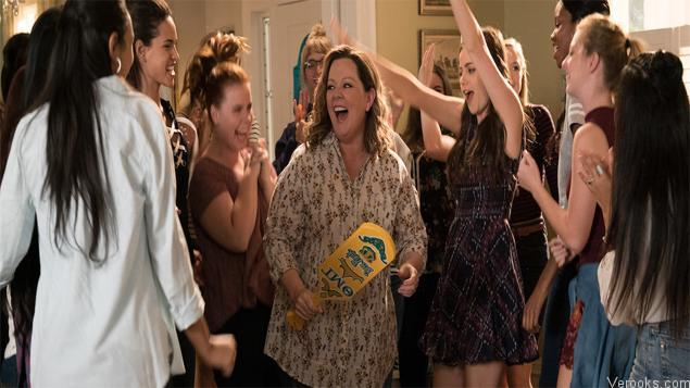 new comedy movies Life of the Party