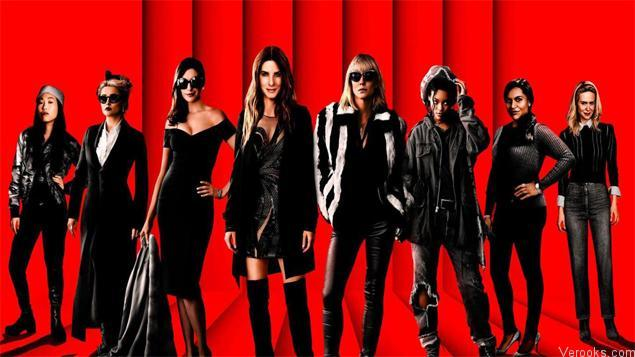 new comedy movies Ocean's 8