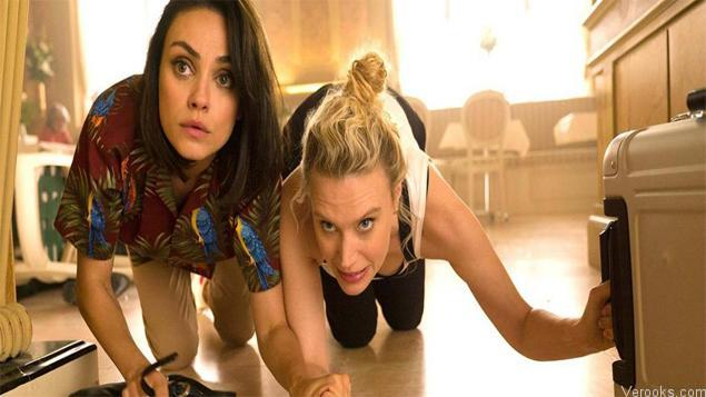 new comedy movies The Spy Who Dumped Me