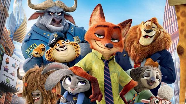 Family Movies Zootopia