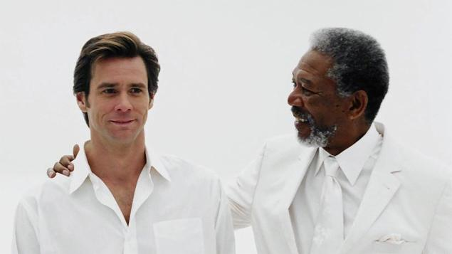 Morgan Freeman Movies Bruce Almighty