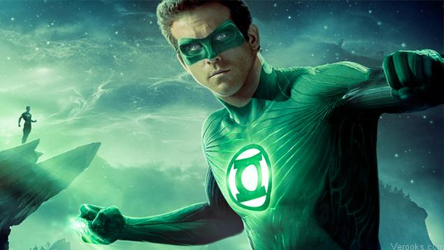 Ryan Reynolds Movies Green Lantern