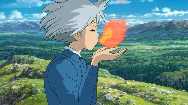 Studio Ghibli Movies Howl's Moving Castle