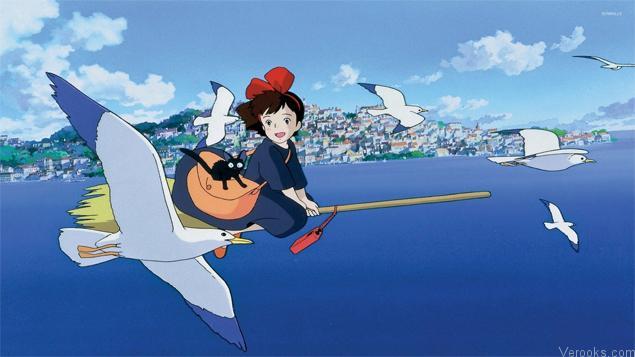 Studio Ghibli Movies Kiki's Delivery Service