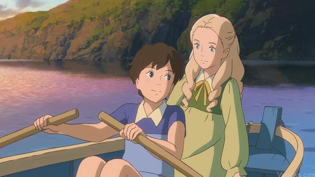 Studio Ghibli Movies When Marnie Was There