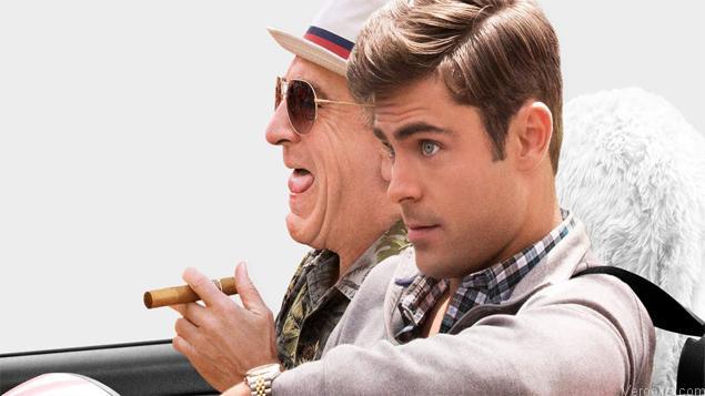 Zac Efron Movies Dirty Grandpa