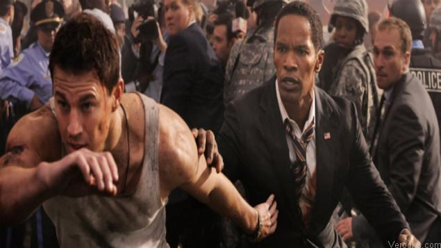 Channing Tatum Movies White House Down