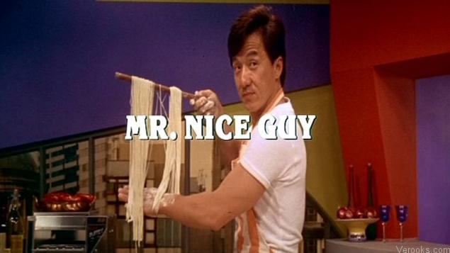 Jackie Chan Movies Mr. Nice Guy