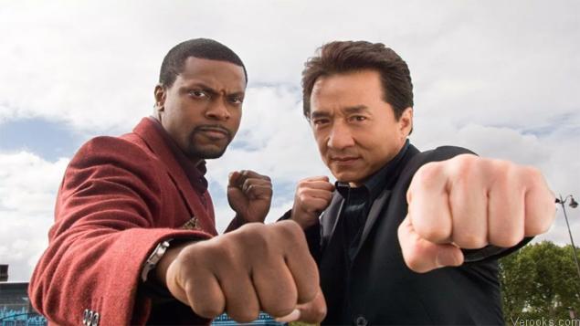 Jackie Chan Movies Rush Hour