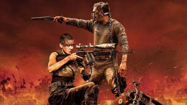 Tom Hardy Movies Mad Max: Fury Road