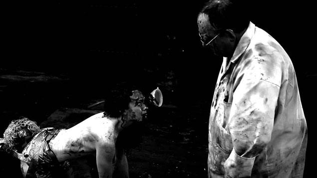 Halloween Movies Movie The Human Centipede