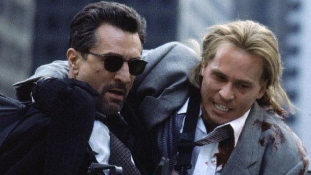 Robert De Niro Movie Heat