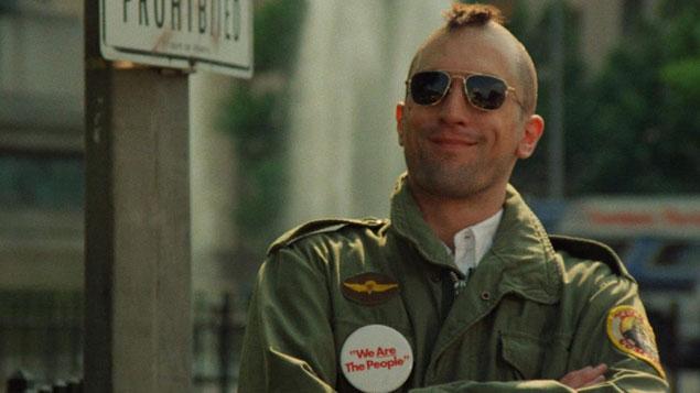 Robert De Niro Movie Taxi Driver