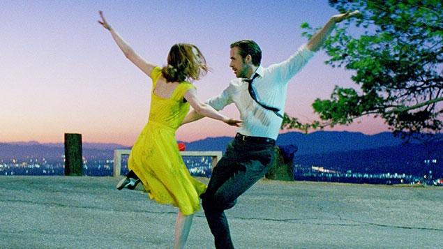 Ryan Gosling Movie La La Land
