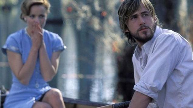 Ryan Gosling Movie The Notebook