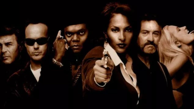 Samuel L. Jackson Movie Jackie Brown