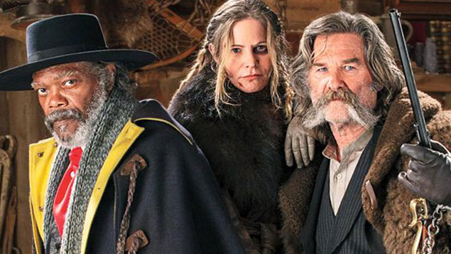 Samuel L. Jackson Movie The Hateful Eight
