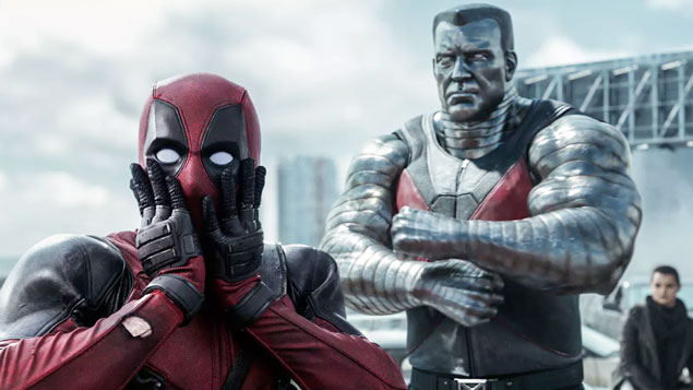 Top 25 Movie Deadpool 2
