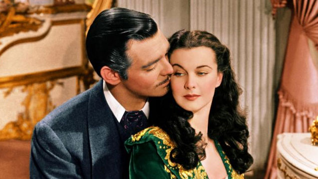 Top 25 Movie Gone with the Wind