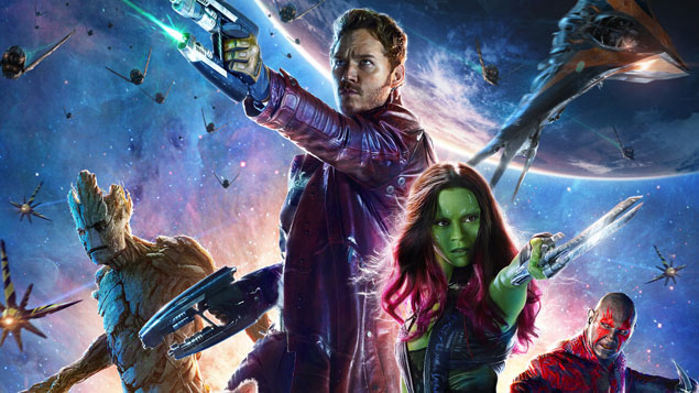 Top 25 Movie Guardians of the galaxy