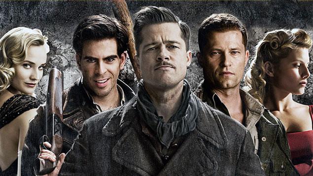 Top 25 Movie Inglorious Bastards