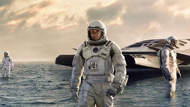 Top 25 Movie Interstellar