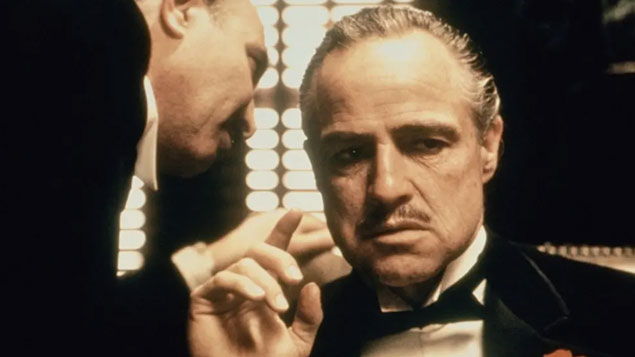 Top 25 Movie The Godfather