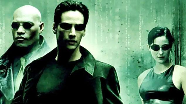 Top 25 Movie The Matrix