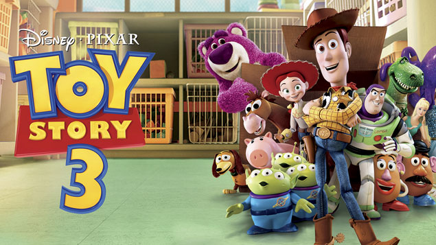 Top 25 Movie Toy Story 3