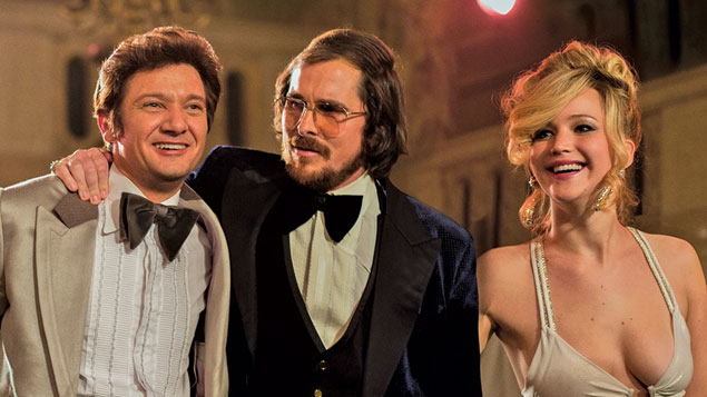 Top 50 Movie American Hustle