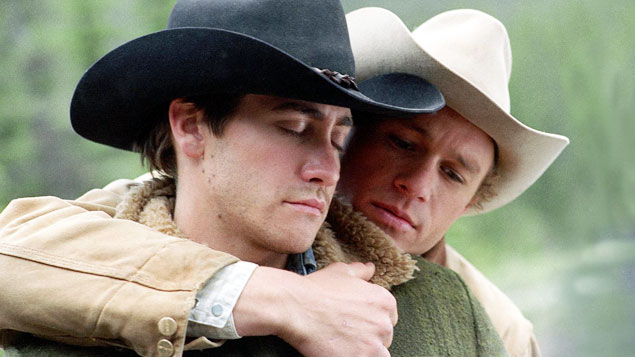 Top 50 Movie Brokeback Mountain