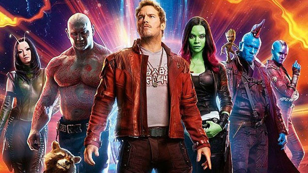 Top 50 Movie Guardians of the Galaxy Vol. 2