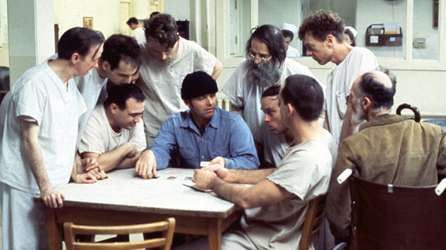 Top 50 Movie One Flew Over the Cuckoo's Nest