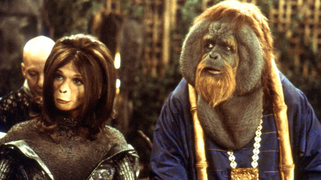 Top 50 Movie Planet of the Apes