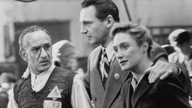 Top 50 Movie Schindler's List