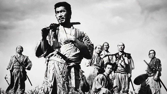 Top 50 Movie Seven Samurai